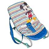 Hauck Rocky Mickey Geo Sdraietta per Neonati, Blu
