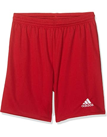 2445af239e346 adidas Men's Parma 16 Shorts Black/White, X-Large