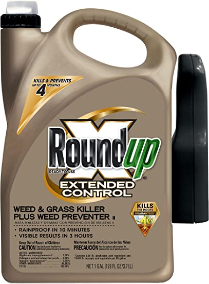 Roundup Weed Grass Killer