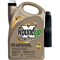 Roundup Scotts Ortho 5004010 Weed & Grass Killer Extended Control, 1-Gal. Ready-to-Use