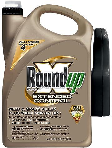 Roundup 5004010 Weed Killer, 1.25 GAL