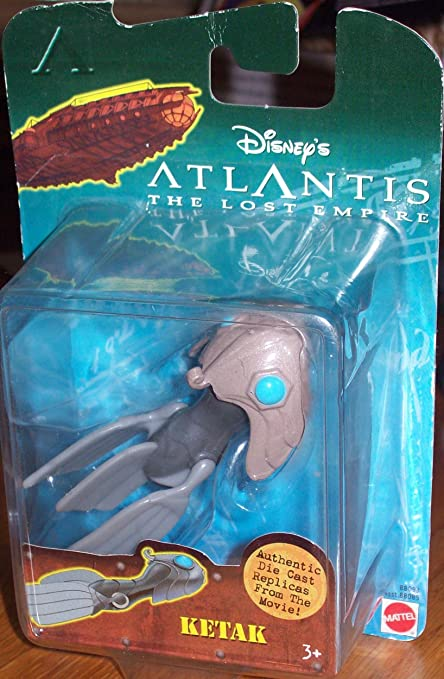 Atlantis the lost empire toys