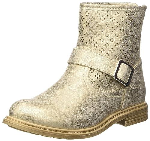BATA 3918317, Botines para Niñas, Plateado (Argento 8), 32 EU: Amazon.es: Zapatos y complementos