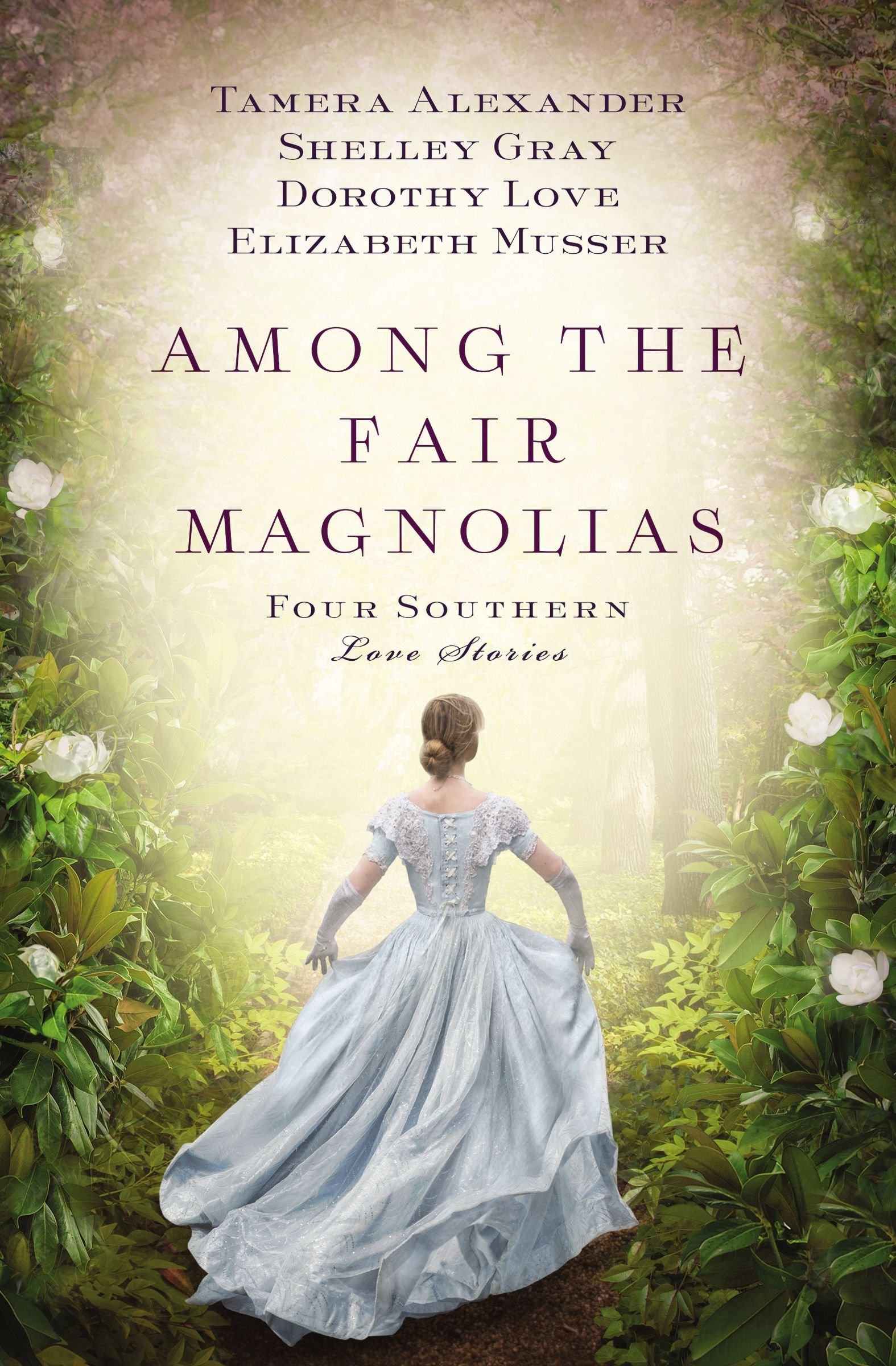 Image result for among the fair magnolia four southern love stories