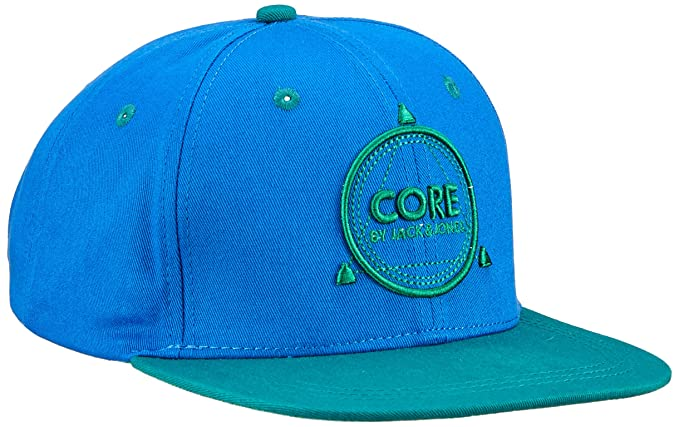 JACK & JONES Circle - Gorra de béisbol para Hombre, Color Blau ...
