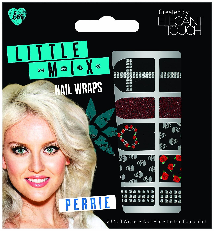 Little Mix Créé par Elegant Touch Perrie Nail Wraps Original Additions 40 16 207
