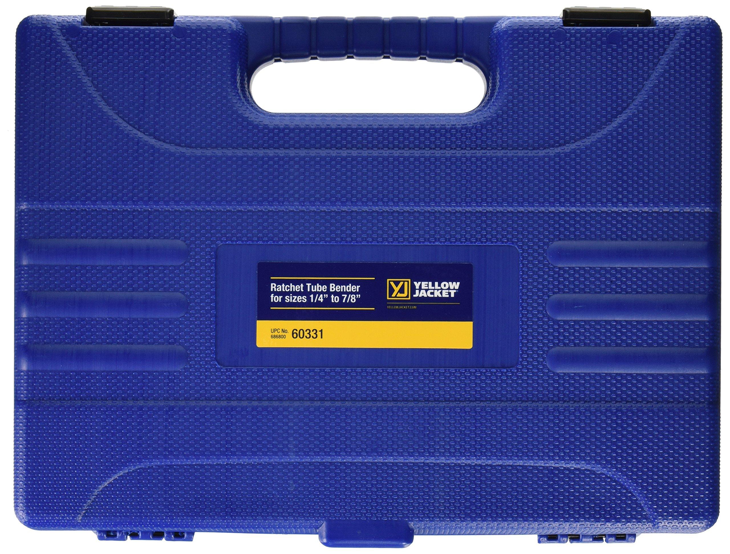 Yellow Jacket 60331 Ratchet Bend Kit, by Yellow Jacket