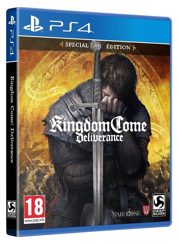 Kingdom Come: Deliverance - Special Edition: playstation 4 ...