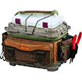 Plano Guide Series 3600 size bag - includes six 3650's Tan/Brown