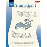 Animation 1: Learn to Animate Cartoons Step by Step (Cartooning, Book 1)