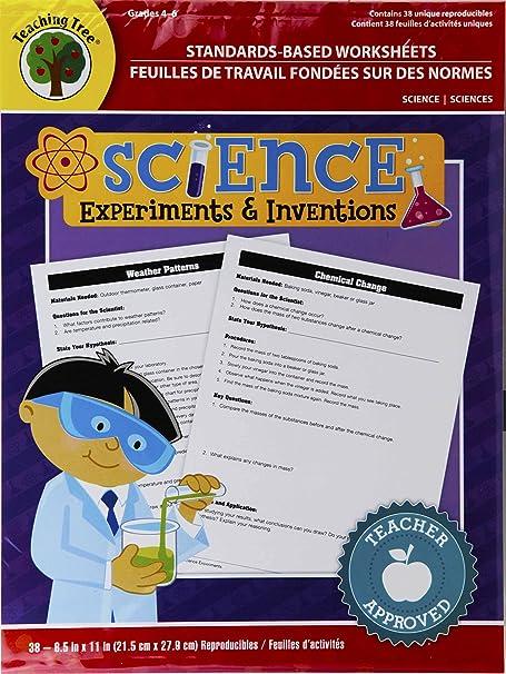 Amazon.com : Standards-based Worksheets Grades 4-6 (Earth ...