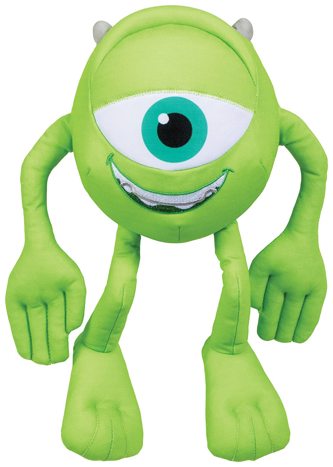 Monsters University My Scare Pal Mike - Peluche, diseño de Mike de Monstruos S.A.: Amazon.es: Juguetes y juegos