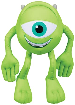 Monsters University My Scare Pal Mike - Peluche, diseño de Mike de Monstruos S.A.