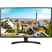 LG 32UD60-B 32-inch 4K UHD Monitor with AMD FreeSync