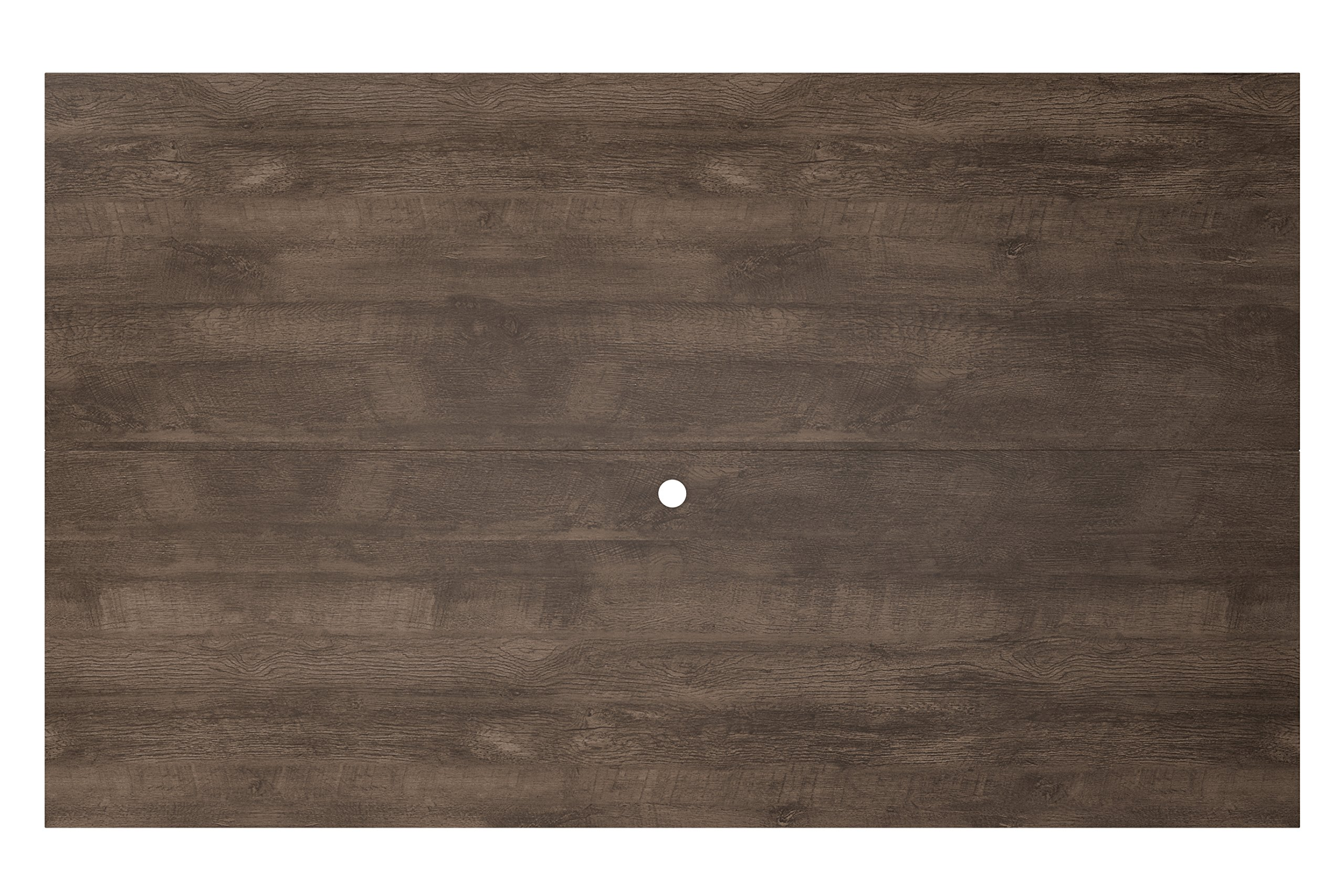 Midtown Concept TV Board, Distressed Brown by Midtown Concept