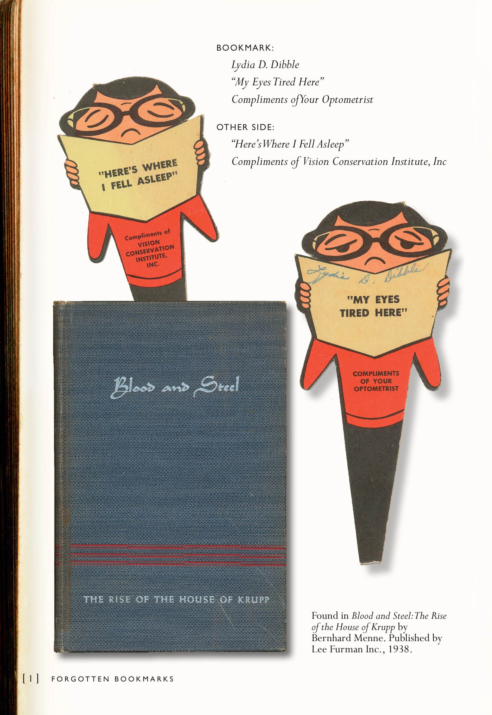 Forgotten Bookmarks: A Bookseller's Collection Of Odd Things Lost Between  The Pages: Michael Popek: 9780399537011: Amazon: Books