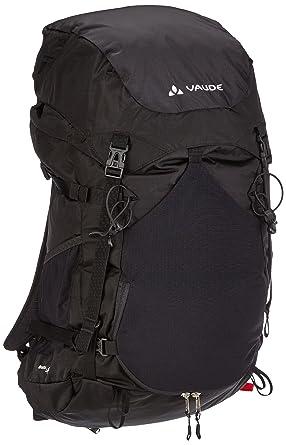 VAUDE Brenta - Mochila de acampada (40 L) negro negro Talla:64 cm: Amazon.es: Deportes y aire libre