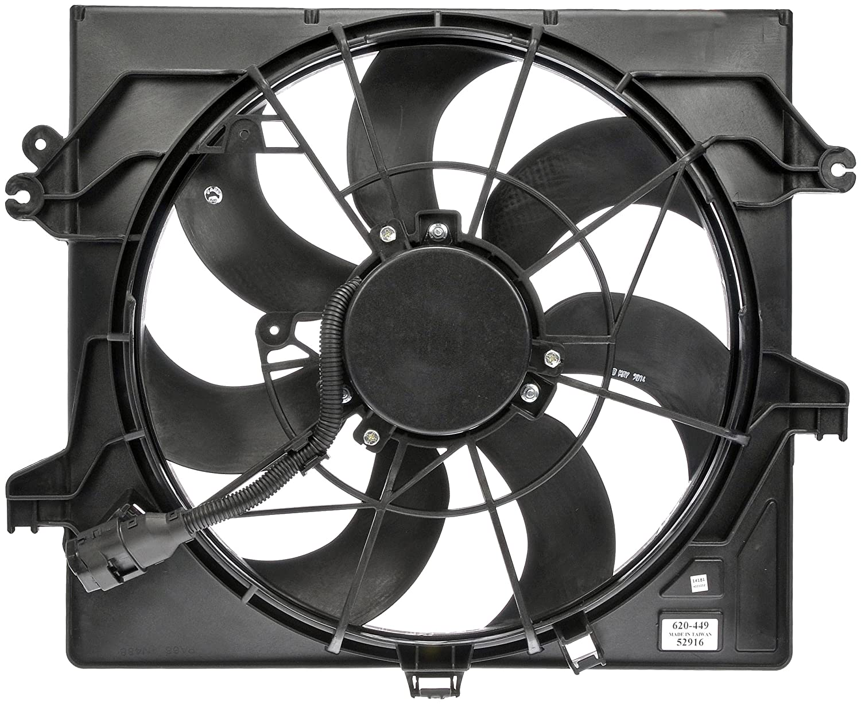 NEW Engine Radiator Cooling Fan Assembly Dorman 620-442