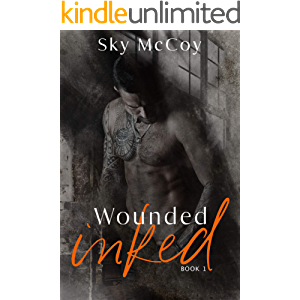 Wounded Inked: Book 1 M/M Romance