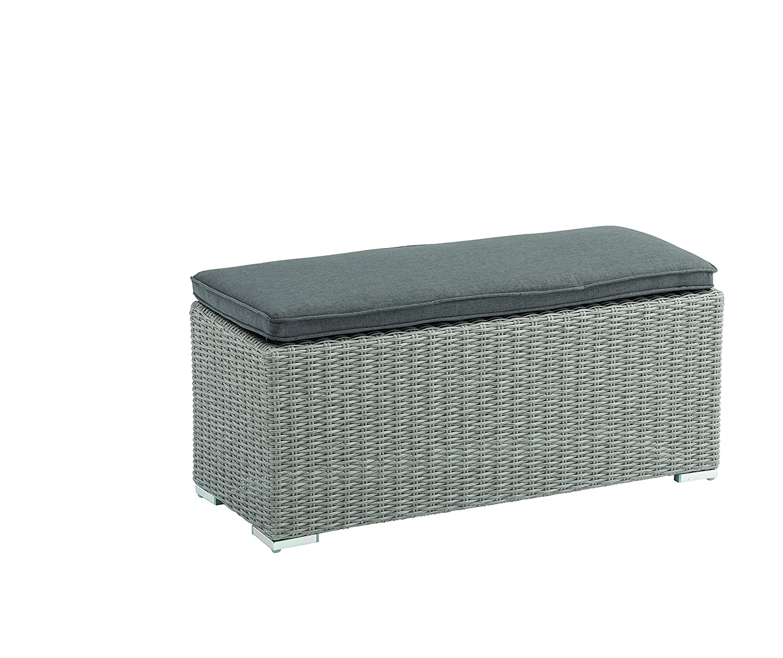 KETTLER Madrid Bank beach-grey jetzt kaufen