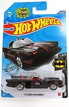 Hot Wheels 2020 Classic TV Series Batmobile # 197//250 Batman 4//5 NEW on Card
