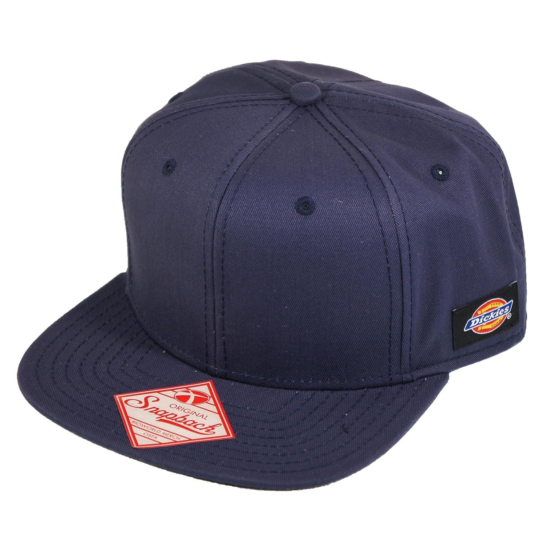 c033728a3b2 Dickies Men s Solid Snapback Hat