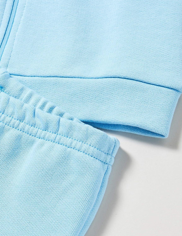 United Colors of Benetton Baby-Jungen Completo Felpa E Pantalone Bekleidungsset