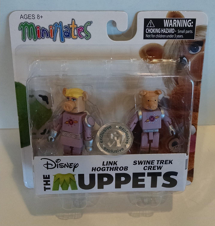 The Muppets Minimates TRU Toys R Us Wave 2 Link Hogthrob