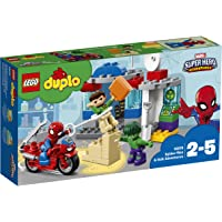 LEGO DUPLO Spider-Man & Hulk Adventures 10876 Playset Toy