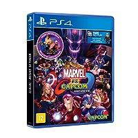 Marvel Vs Capcom Infinite Edição Limitada Br - 2017 - PlayStation 4
