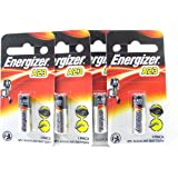 One (1) x Energizer 23a L1028 Alkaline Battery 12v Blister Packed - Used in Doorbells, Car key Remotes, Lighters, and many other applications