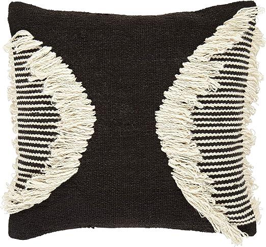 Amazon.com: Rivet Moderna manta almohada, 18.0 in x 18.0 in ...