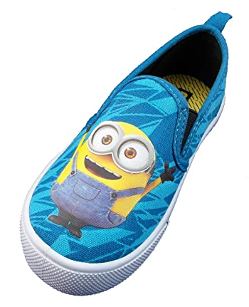 Minions The Movie Boys' Canvas Slip on Shoe
