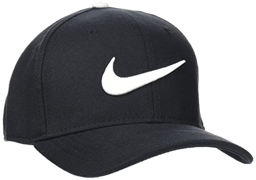 Nike AeroBill Classic 99 Older Kids' Training Cap (Black, One Size ...