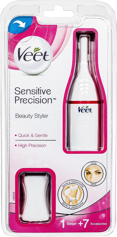 Recortadora de precisión delicada de Veet: Amazon.es: Salud y ...