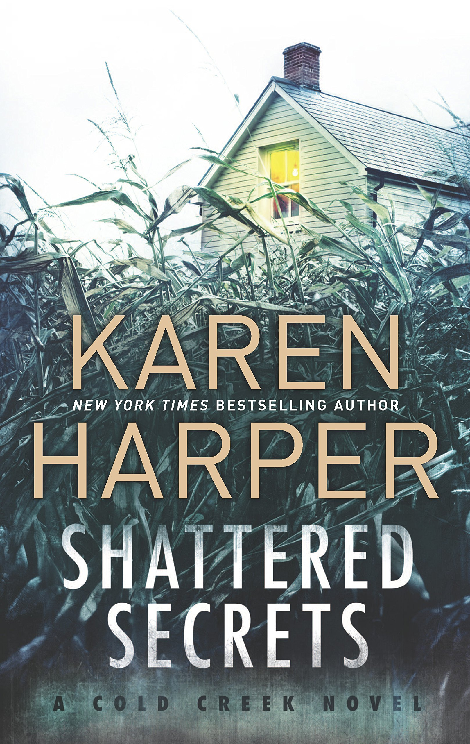 Shattered Secrets: A thrilling romantic suspense novel (Cold Creek) ebook