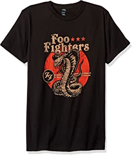 Official Foo Fighters Fighter Jet Rock T-Shirt