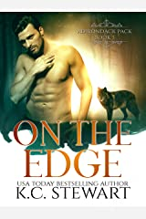 On the Edge (Adirondack Pack Book 3) Kindle Edition