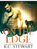 On the Edge (Adirondack Pack Book 3) (English Edition)