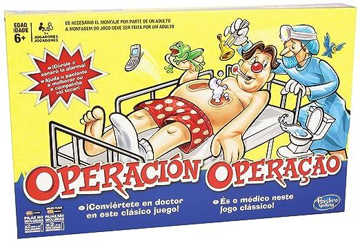 93 opinioni per Hasbro- Allegro Chirurgo, Gioco da Tavolo [Lingua Spagnola]