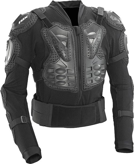 Amazon.com: Fox Racing Titan Sport Protective MTB Jacket ...