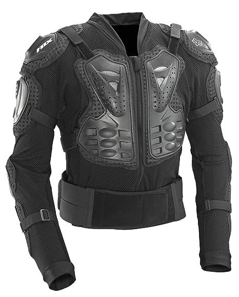 FOX TITAN SPORT Jacke Protektoren Schutzjacke *Downhill*Enduro*Gravity* schwarz Protektoren & Schoner Helme & Protektoren