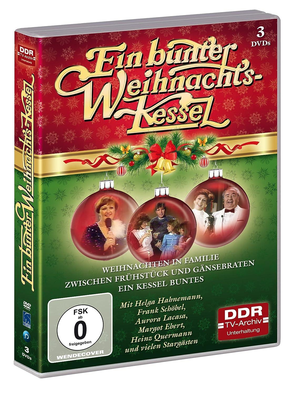 Ein bunter Weihnachtskessel - 3 DVDs (DDR TV-Archiv): Amazon.de ...