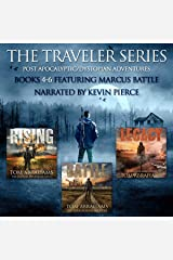 The Traveler Series: A Post Apocalyptic/Dystopian Adventure: Books 4-6 Audible Audiobook