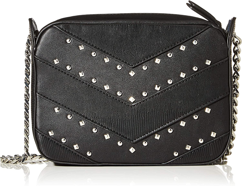 Bags Damen 39.911.94.2084 Schultertasche, Schwarz 4,5x18,5x26 cm s.Oliver Black