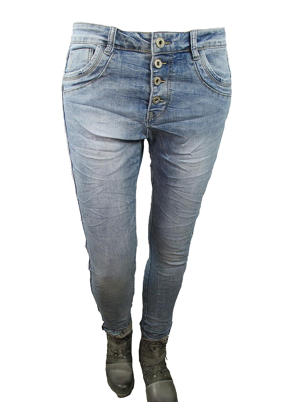 Lexxury - Jeans - Boyfriend - Femme  Amazon.fr  Vêtements et accessoires 89b1f5d38100