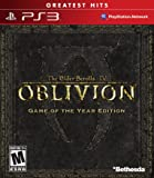 Elder Scrolls IV: Oblivion: Game of the Year Edition(輸入版)