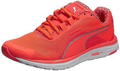 2c0f925b4f01 PUMA FAAS 500v4 PWRWARM Running Shoes - 6.5 - Orange