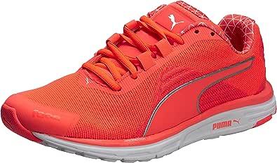 Puma Faas 500 V4 Power Warm, Zapatillas de Running para Mujer ...
