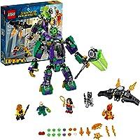 Lego - Super Heroes Lex Luthor Robotu Karşılaşması (76097)